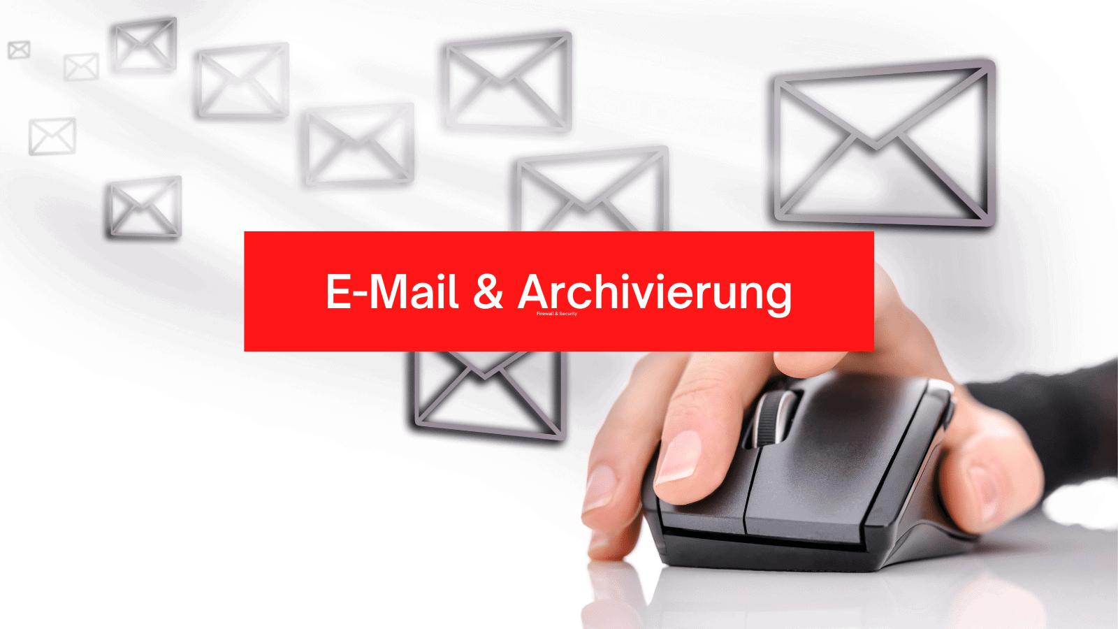 Blog-AGS-Email+ Archivierung Datenspeicherung