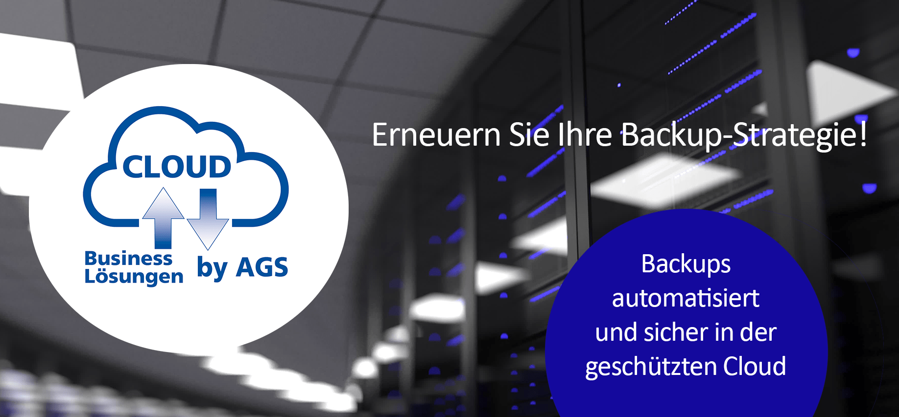 cloud backup cloud storage ags it