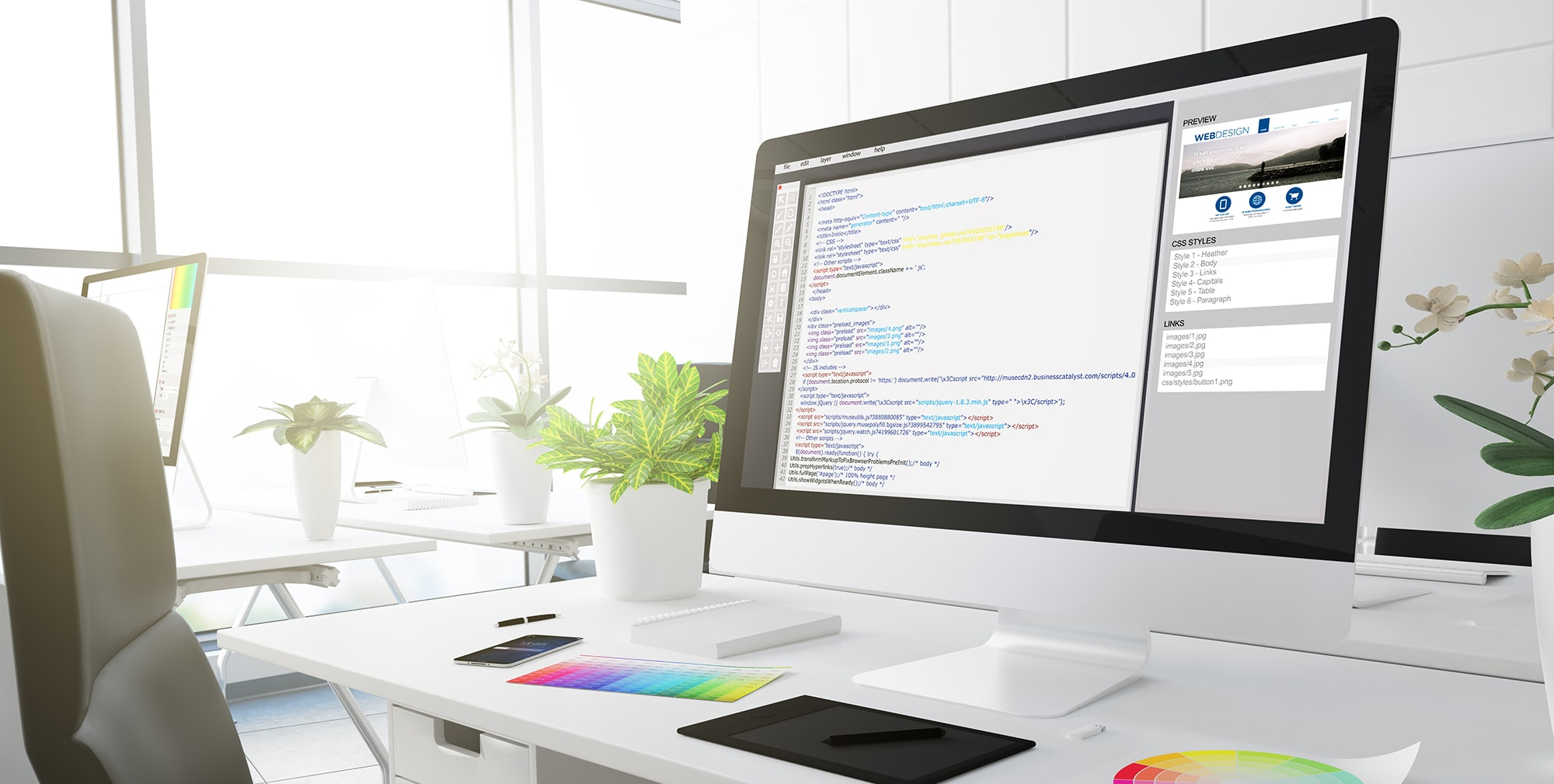 webdesign homepageerstellung